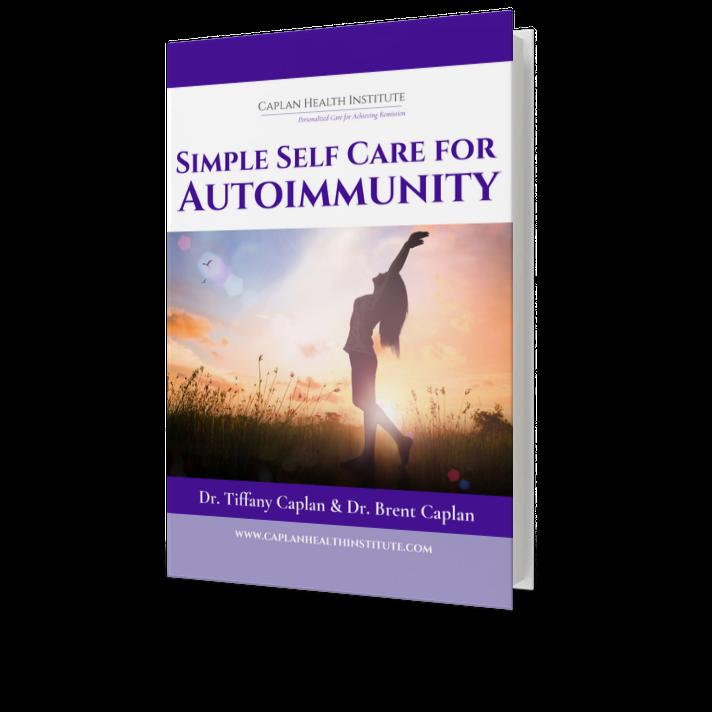 Simple Self Care for Autoimmunity Book
