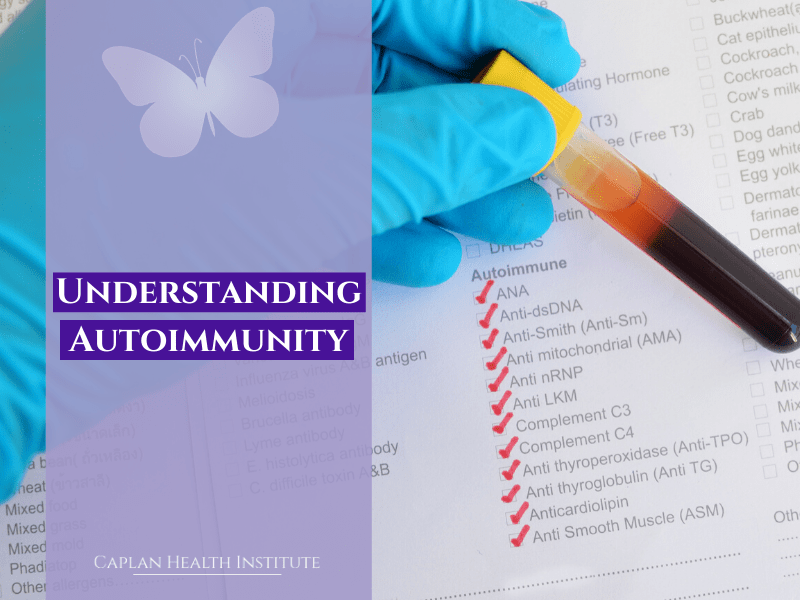 Understanding Autoimmunity