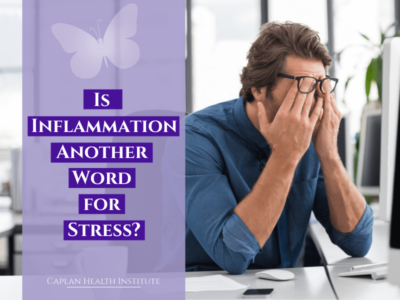 Is Inflammation Another Word for Stress?