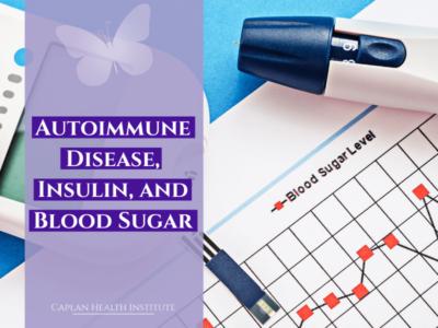 Type 1 Diabetes. Autoimmune Disease, Insulin, and Blood Sugar