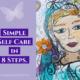 Simple Self Care in 8 Steps.