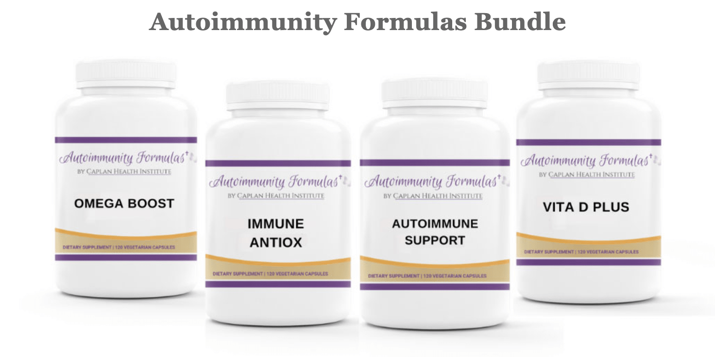 Autoimmunity Formulas Bundle. autoimmune disease.